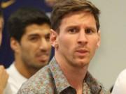 """Bóng đá Tây Ban Nha - Messi khởi kiện tờ El Mundo vụ """"trốn thuế"""""""