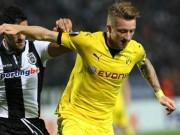 Bóng đá - PAOK - Dortmund: Giải nguy đúng lúc