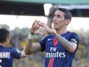 Di Maria tâng bóng điệu nghệ top bàn thắng V8 Ligue 1