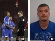 Các giải bóng đá khác - Lĩnh án tù vì đá bạo lực còn chửi rủa nạn nhân