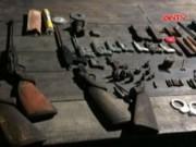 Video An ninh - Đột kích xưởng chế tạo súng giữa thành phố Hạ Long