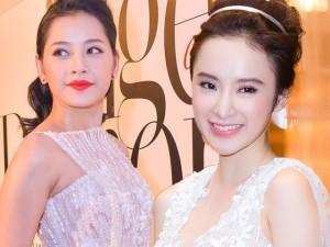 Thời trang - Phương Trinh, Chi Pu diện váy xuyên thấu trên thảm đỏ