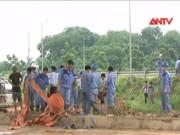 Video An ninh - Hà Nội đề xuất xây đường ống nước khẩn cấp 864 tỉ đồng