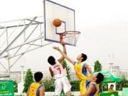 Thể thao - Bóng rổ mơ trở thành môn thể thao số 2 Việt Nam