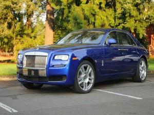 Ô tô - Xe máy - Khám phá Rolls-Royce Ghost 2015 chạy êm như tuyết rơi
