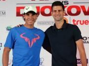 """Thể thao - Nadal tiếp tục """"ôm hận"""" trước Djokovic ở Thái Lan"""