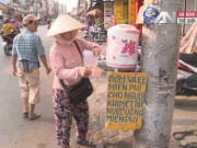 """Tin tức trong ngày - Điều kỳ lạ ở con hẻm nghĩa tình """"độc"""" nhất Sài Gòn"""
