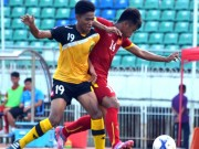 """Bóng đá - HLV U19 Việt Nam """"giận"""" học trò sau trận thắng """"5 sao"""""""