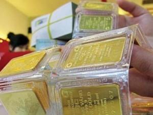 Tài chính - Bất động sản - Giá vàng bật tăng, lấy lại mốc 34 triệu đồng/lượng