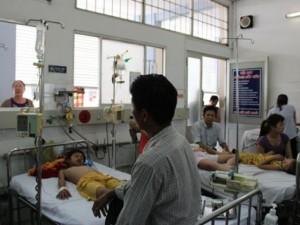 Tin tức trong ngày - Sốt xuất huyết lên đến đỉnh dịch, ngành y tế mới chống?