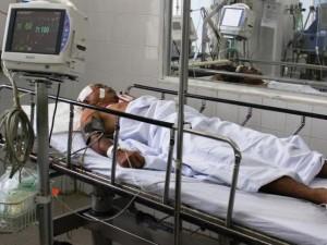 Tin tức Việt Nam - Sập công trình ở Cần Thơ: 1 nạn nhân chuyển viện tuyến trên