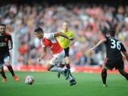 Bóng đá Ngoại hạng Anh - Chi tiết Arsenal - MU: Nỗ lực trong vô vọng (KT)