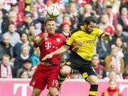 Bóng đá - Bayern - Dortmund: Không thể cản bước