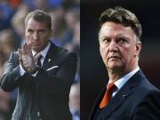 Bóng đá - Rodgers & Van Gaal: Những kẻ tay trắng thích tiêu tiền