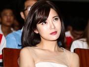 """"""" Hot girl """"  Tú Linh choáng váng vì MU"""