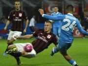 """Bóng đá - Tâm điểm V7 Serie A: """"Đại địa chấn"""" tại San Siro"""
