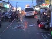 Video An ninh - Hai xe ôtô chạy khỏi hiện trường sau tai nạn chết người