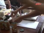 Video An ninh - Giấu ma túy vào lon nước ngọt đem bán kiếm lời
