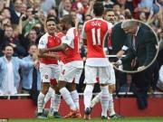 Bóng đá - 20 phút của Arsenal, 20 năm của Wenger
