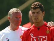 """Bóng đá - Ronaldo kể lại """"những cơn thịnh nộ"""" của Sir Alex"""
