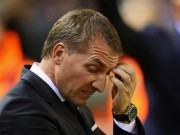 """"""" Tâm thư chan nước mắt """"  của Rodgers gửi Liverpool"""