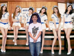 """Ca nhạc - MTV - T-ara được thiếu gia giàu nhất Trung Quốc """"sủng ái"""""""