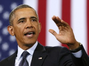 Thế giới - TT Obama: Nga càng đánh, IS càng mạnh