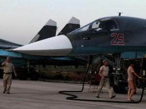 Thế giới - Nga không kích phá hủy xưởng chế tạo bom của IS