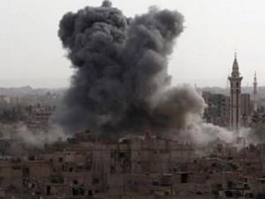 Tin tức trong ngày - Nga công bố video hủy diệt sở chỉ huy, kho đạn của IS