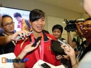 Thể thao - Ánh Viên tiếp tục sang Hàn Quốc chờ gặt Vàng