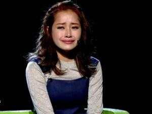 Phim - Chi Pu khóc nức nở khi nói về tình cảm với Gil Lê