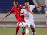 Bóng đá - U19 Myanmar - U19 Việt Nam: Thế trận trên cơ
