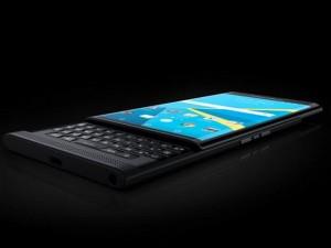 Ảnh thực tế BlackBerry Priv chạy Android, quay video 4K