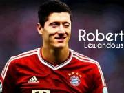 """Bóng đá - Lewandowski: """"Vua"""" săn bàn mới của châu Âu"""