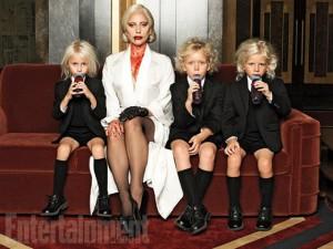 Lady Gaga hóa ma nữ đầy ám ảnh trong phim kinh dị