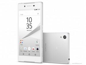 Bộ 3 smartphone Sony Xperia Z5 trình làng, camera 23MP