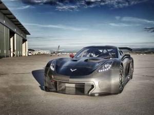 Đã mắt với chất ngầu của Corvette C7 GT3-R độ
