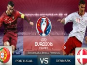 Bóng đá - BĐN – Đan Mạch: Trọng trách trên vai Ronaldo