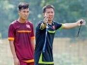 Bóng đá - Kiên định đầu tư cho bóng đá trẻ