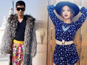 Thời trang - Blogger nổi tiếng thế giới đến Việt Nam xem show