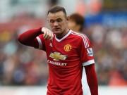 Bóng đá - MU, Rooney chấn thương: Tưởng hung nhưng sẽ cát
