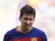 Bóng đá - Trốn thuế, Messi đối mặt với 22 tháng tù giam