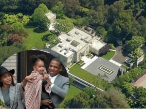 Vợ chồng Beyonce chuyển đến sống ở biệt thự 900 tỷ
