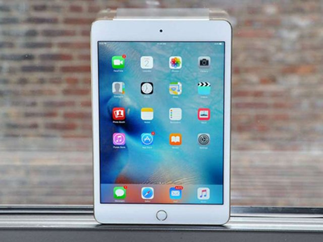 Đánh giá Apple iPad Mini 4: Thiết kế đẹp, pin bền