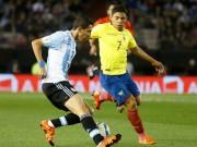 Bóng đá - Argentina - Ecuador: Cú sốc ngày ra quân