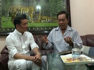 Nhạc sĩ Tô Thanh Tùng:  Tuổi đời chân đơn côi…