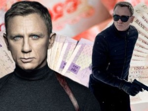 Phim - Daniel Craig bỏ túi 60 triệu USD cho vai James Bond