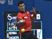 Tennis - Djokovic - Isner: Nhẹ nhàng tiến bước (TK China Open)