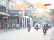 Video An ninh - Hà Nội rực rỡ cờ hoa chào mừng 61 năm giải phóng Thủ đô