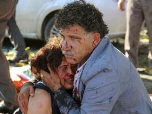 Tin tức trong ngày - Đánh bom kép rung chuyển Thổ Nhĩ Kỳ, ít nhất 156 người thương vong